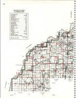 Map Image 028, Burnett County 1981